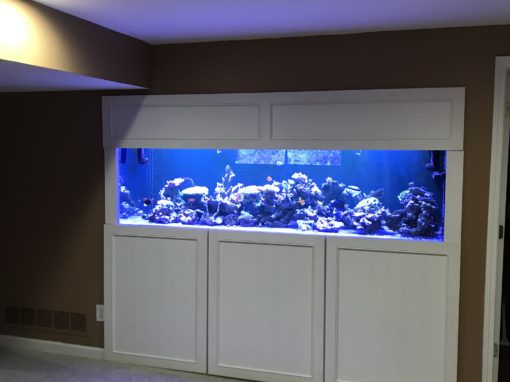 280 Gallon Rectangle Residential Basement Tank
