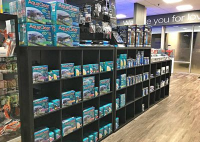 new store filtration