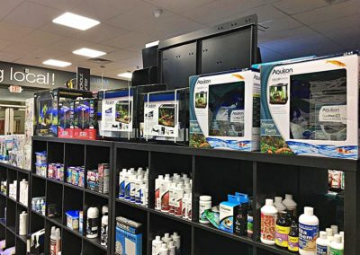 new store supplies