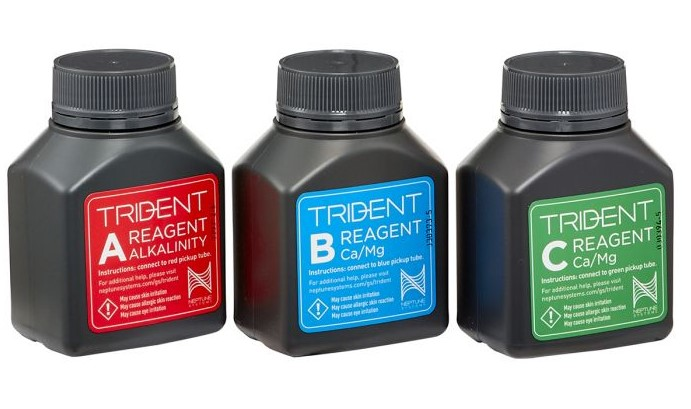 Neptune Systems Trident reagents